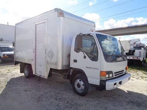 2002 Isuzu NPR for sale in Hialeah, FL