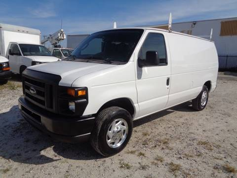 Miami Truck Center >> Cargo Van For Sale In Hialeah Fl Miami Truck Center