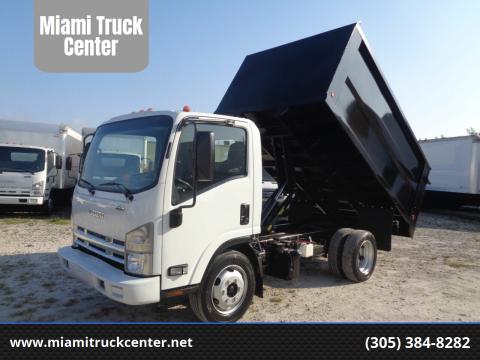 2011 Isuzu NRR for sale at Miami Truck Center in Hialeah FL