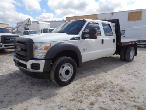 2012 Ford F-450 for sale at Miami Truck Center in Hialeah FL