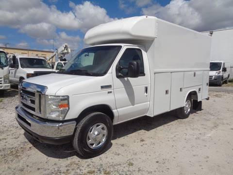 2010 Ford E-350 for sale at Miami Truck Center in Hialeah FL