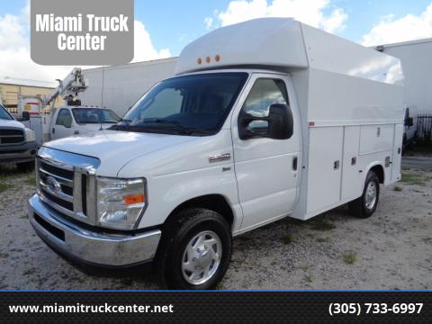 2014 Ford E-350 for sale at Miami Truck Center in Hialeah FL
