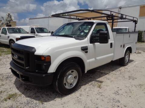 2008 Ford F-250 for sale at Miami Truck Center in Hialeah FL