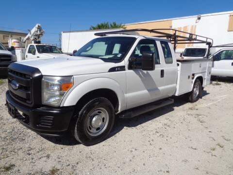 2012 Ford F-250 for sale at Miami Truck Center in Hialeah FL
