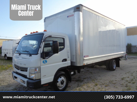 2012 Mitsubishi Fuso for sale at Miami Truck Center in Hialeah FL