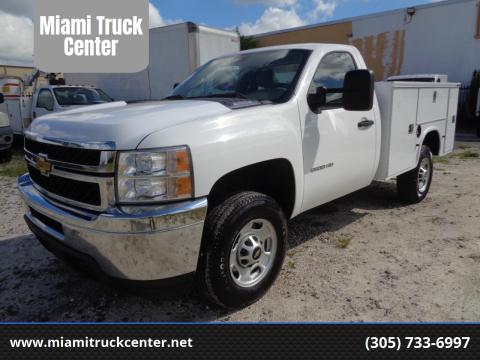 2014 Chevrolet Silverado 2500HD for sale at Miami Truck Center in Hialeah FL