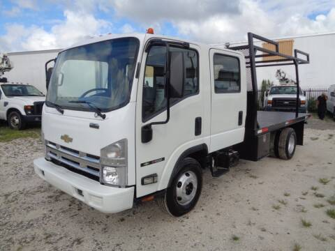 2008 Isuzu NQR for sale at Miami Truck Center in Hialeah FL