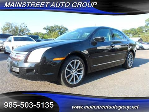 2008 Ford Fusion for sale in Slidell, LA