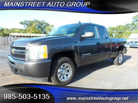 2011 Chevrolet Silverado 1500 for sale in Slidell, LA