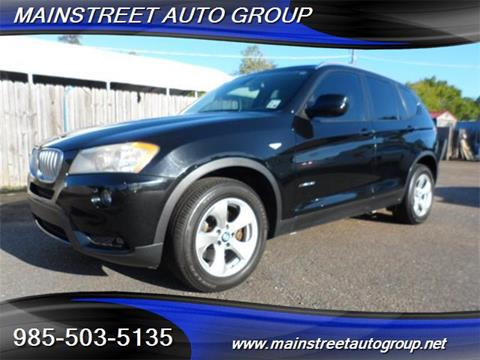 2011 BMW X3 for sale in Slidell, LA