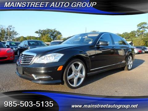 2012 Mercedes-Benz S-Class for sale in Slidell, LA