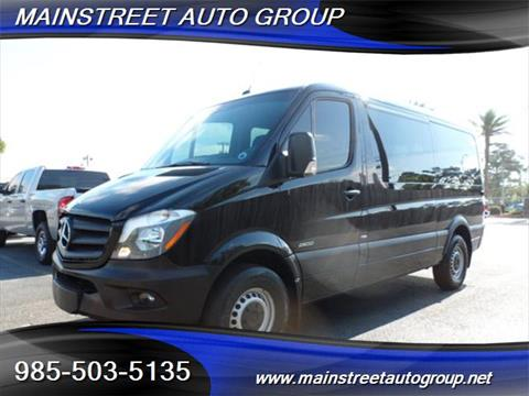 2015 Mercedes-Benz Sprinter for sale in Slidell, LA