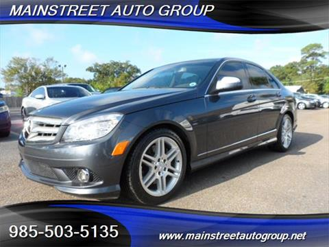 2009 Mercedes-Benz C-Class for sale in Slidell, LA