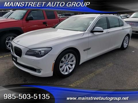 Used BMW Series For Sale In Louisiana Carsforsalecom - 2009 bmw 745