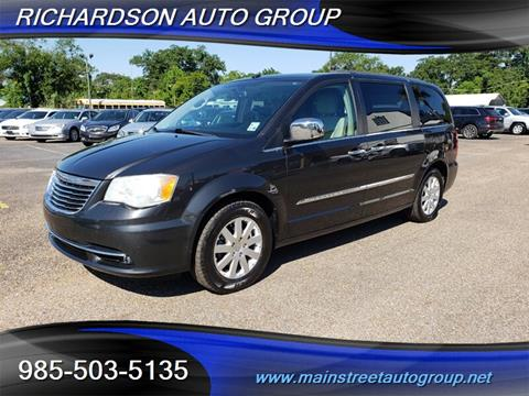 2011 Chrysler Town and Country for sale in Slidell, LA
