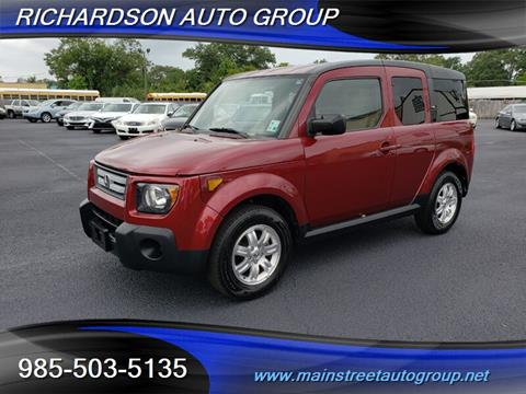 2008 Honda Element for sale in Slidell, LA