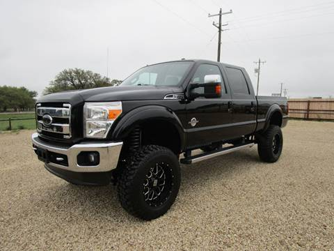 2012 Ford F-350 Super Duty for sale at MCKAIN MOTORS in Valley Mills TX