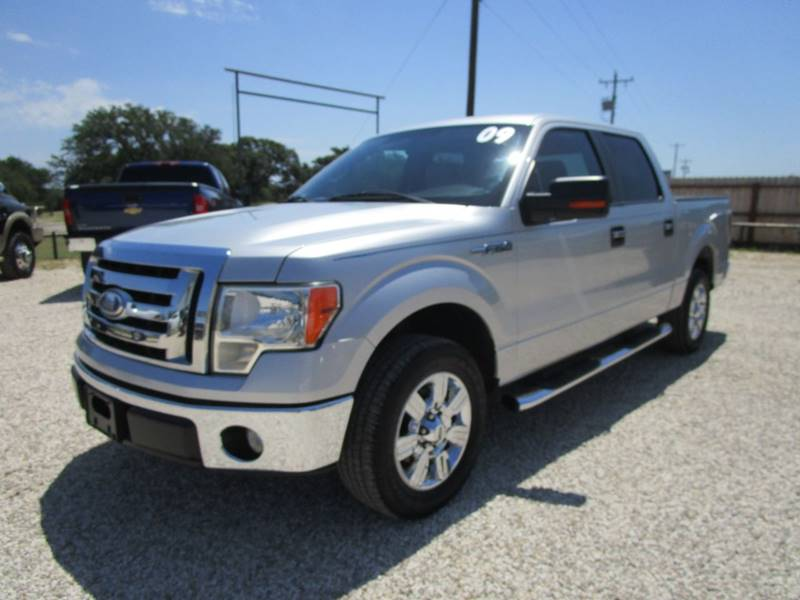 2009 Ford F-150 for sale at MCKAIN MOTORS in Valley Mills TX
