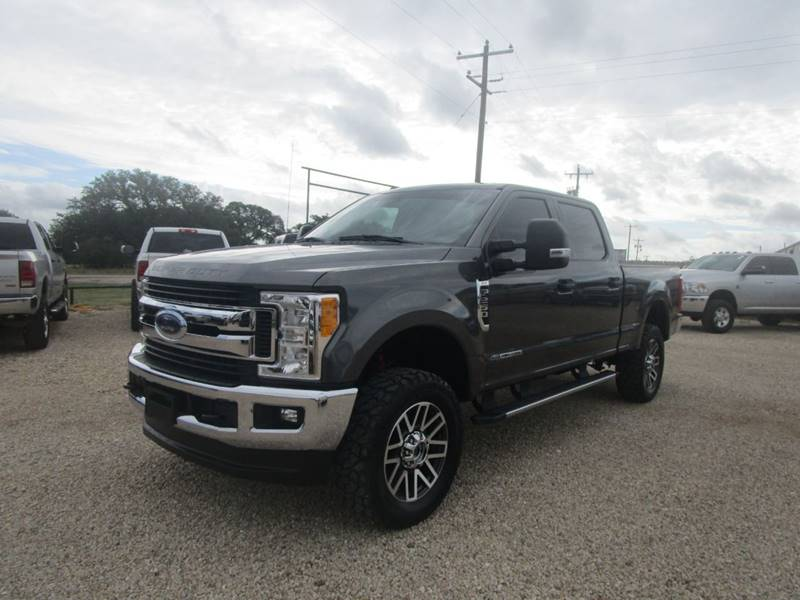 2017 Ford F-250 Super Duty for sale at MCKAIN MOTORS in Valley Mills TX