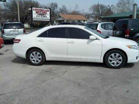 2010 Toyota Camry for sale in Pittsburg, KS