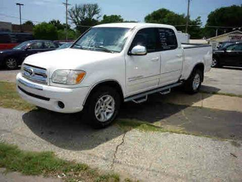 2006 Toyota Tundra for sale in Pittsburg, KS