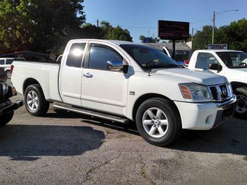 2004 Nissan Titan for sale in Pittsburg, KS