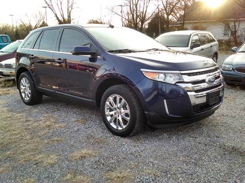 2011 Ford Edge for sale in Pittsburg, KS