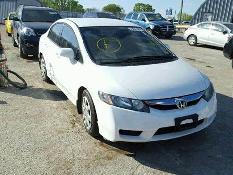 2011 Honda Civic for sale in Pittsburg, KS