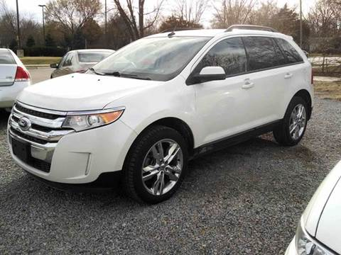 2013 Ford Edge for sale in Pittsburg, KS