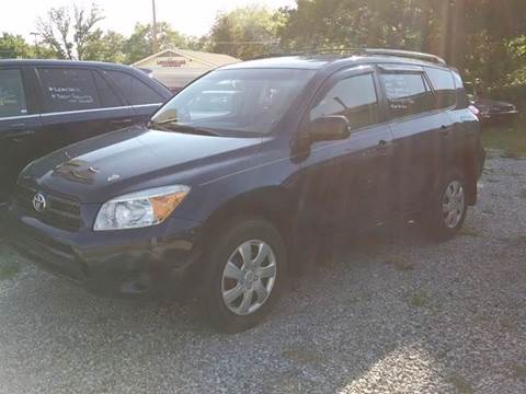 2007 Toyota RAV4 for sale in Pittsburg, KS