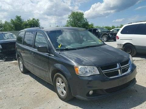 2011 Dodge Grand Caravan for sale in Pittsburg, KS