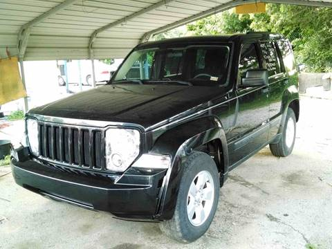 2012 Jeep Liberty for sale in Pittsburg, KS