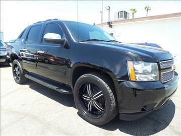 2013 Chevrolet Black Diamond Avalanche for sale in Ontario, CA