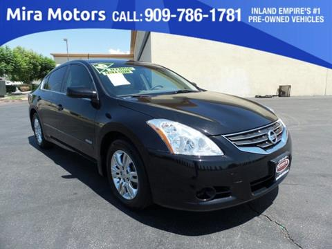 2010 Nissan Altima Hybrid for sale in Ontario, CA