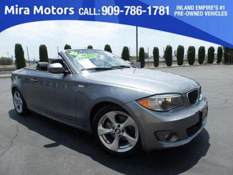 2012 BMW 1 Series for sale in Ontario, CA