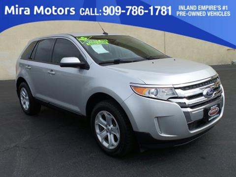 2012 Ford Edge for sale in Ontario, CA