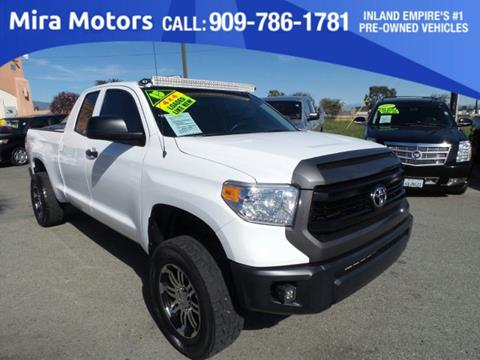 2015 Toyota Tundra for sale in Ontario, CA