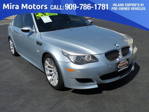 2008 BMW M5 for sale in Ontario, CA