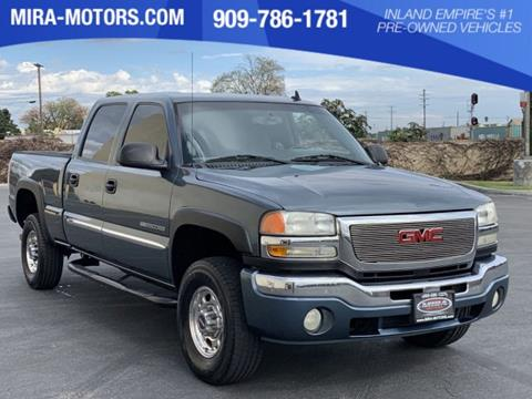2006 GMC Sierra 2500HD for sale in Ontario, CA