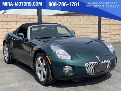 2006 Pontiac Solstice for sale in Ontario, CA
