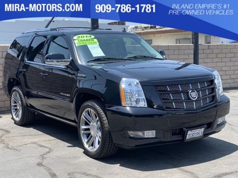 2014 Cadillac Escalade For Sale >> 2014 Cadillac Escalade For Sale In Ontario Ca