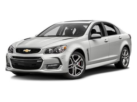 2016 Chevrolet SS for sale in Ontario, CA
