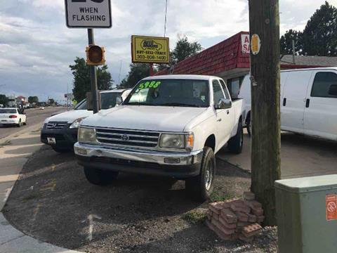 1998 Toyota T100 for sale in Sheridan, CO