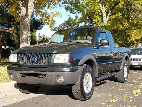 2002 Ford Ranger for sale in Sheridan, CO