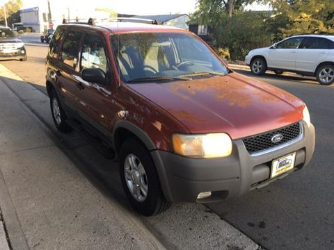 2001 Ford Escape for sale in Sheridan, CO