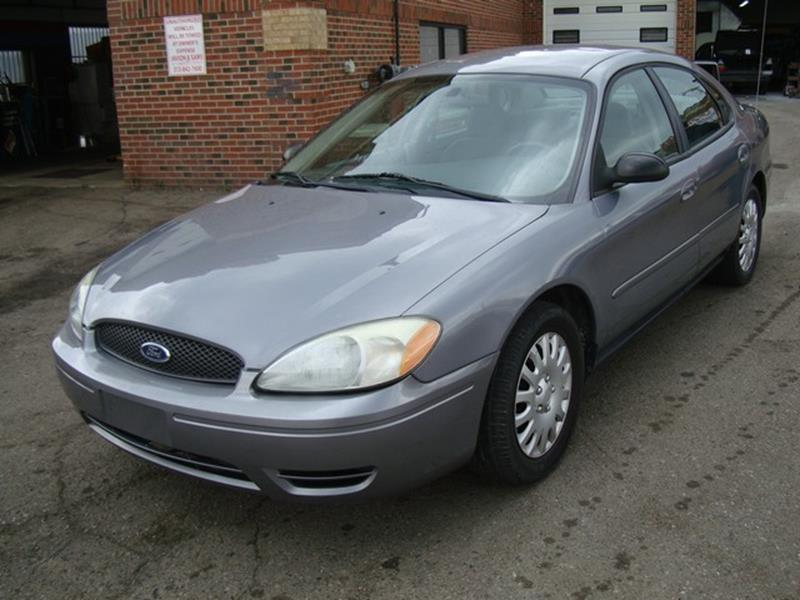 2006 Ford Taurus SE 4dr Sedan - Detroit MI