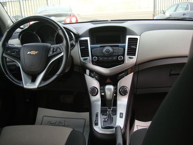 2012 Chevrolet Cruze LS 4dr Sedan - Detroit MI