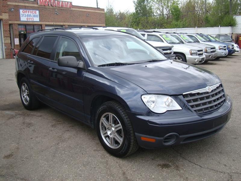 2008 Chrysler Pacifica LX 4dr Wagon - Detroit MI