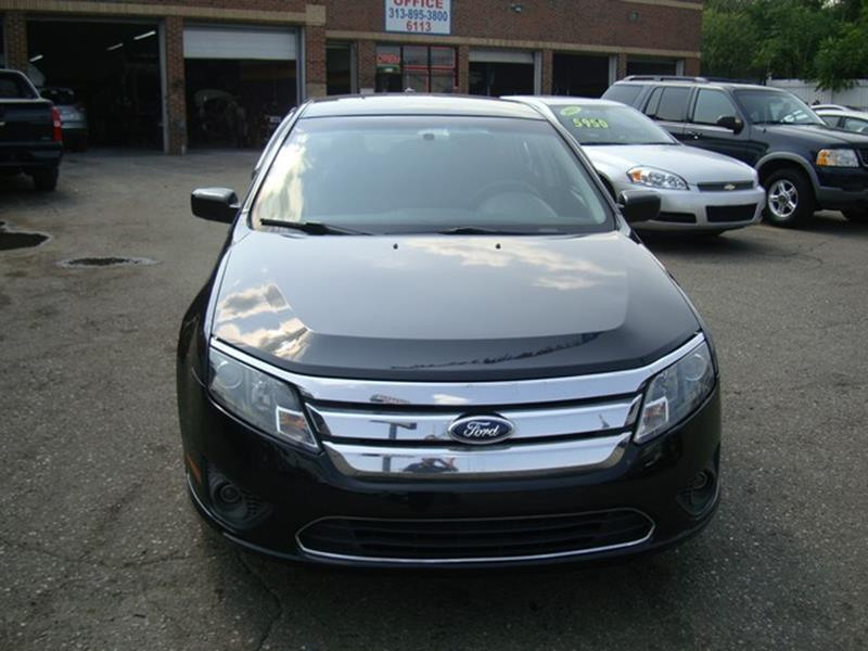 2010 Ford Fusion SE 4dr Sedan - Detroit MI