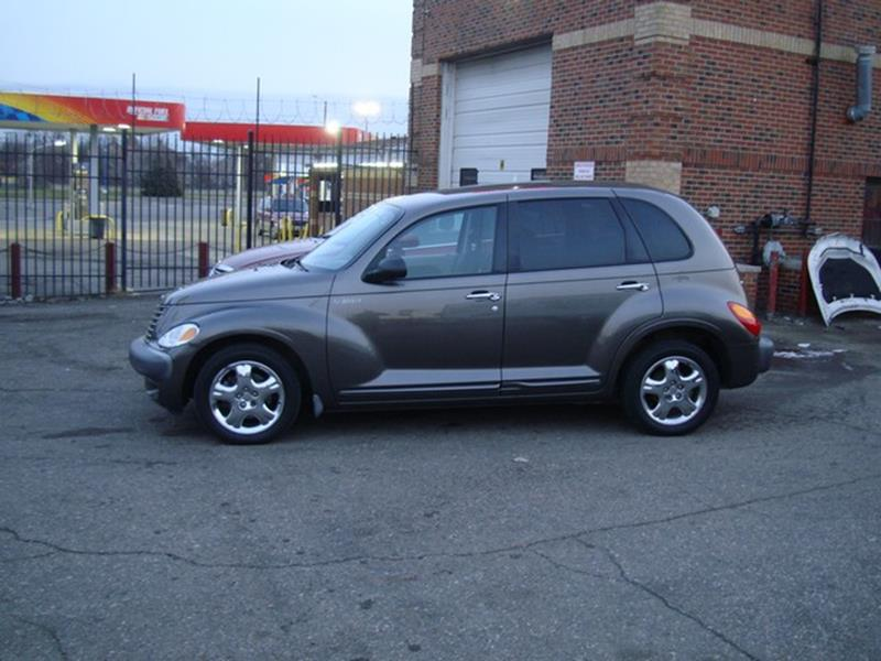 2002 Chrysler PT Cruiser Touring Edition 4dr Wagon - Detroit MI